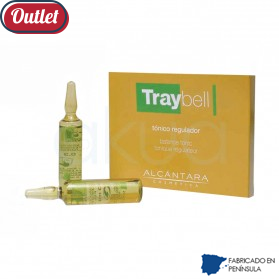 Ampollas tonico regulador  6*10 ml Traybell Outlet