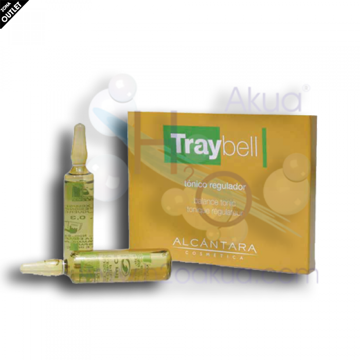 Traybell ampollas tonico regulador  6*10 ml Outlet