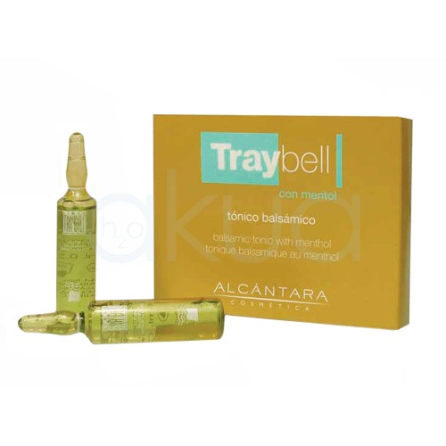 Traybell ampollas tonico balsamico  6*10 ml Outlet