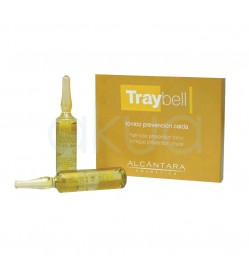 Ampollas tonico prevencion caida Traybell 6*10 ml