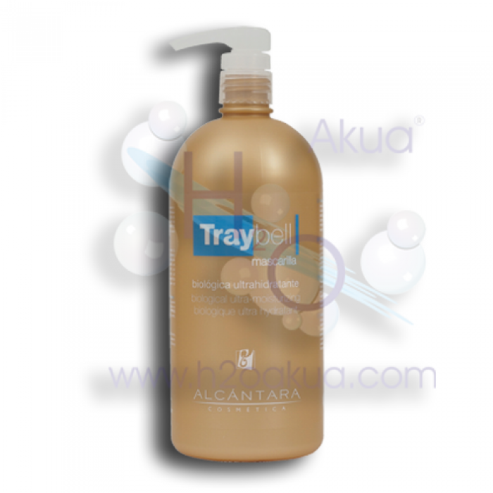 Traybell mascarilla biologica ultrahidratante 1000 ml