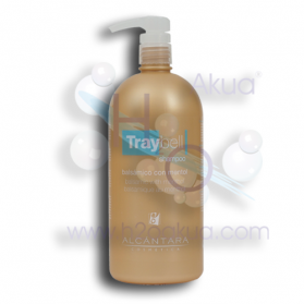 Traybell champu balsamico con mentol 1000  ml