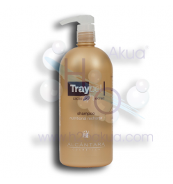Champu nutricional cacao 1000  ml Traybell
