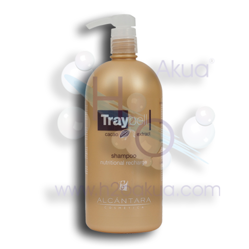 Traybell champu nutricional cacao 1000  ml