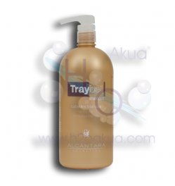 Champu cabellos blancos 1000  ml Traybell