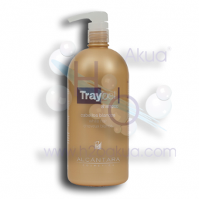 Traybell champu cabellos blancos 1000  ml