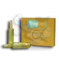 Traybell ampollas tonico balsamico  6*10 ml