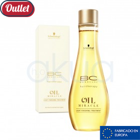 Oil Miracle Bonacure CN Finos 100 ml OUTLET
