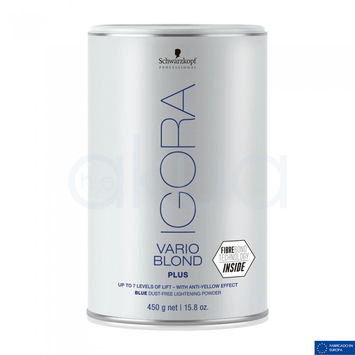 Decoloracion Igora Vario Blond Plus 450 gr