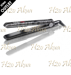 Plancha Babyliss Pro must styler nano titanium gris OUTLET