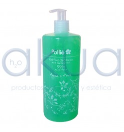 Gel Post Depilacion Pollie 500ml