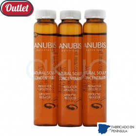 Ampolla Natural Sculpt Concentrado Reductor Anubis 10ml Outlet