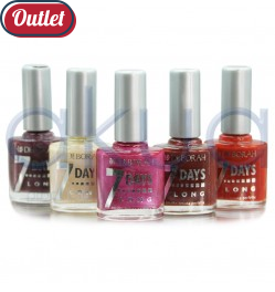 Esmalte Deborah 7 Days Long 11 ml OUTLET
