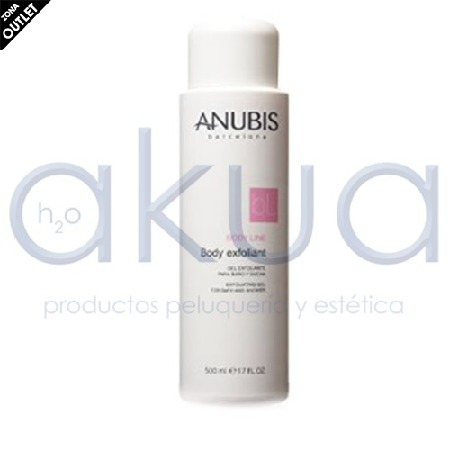 Gel Exfoliante Anubis 500ml Outlet