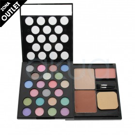 Paleta Maquillaje 25 sombras MYA Outlet