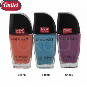 Esmalte de uñas WildShine OUTLET