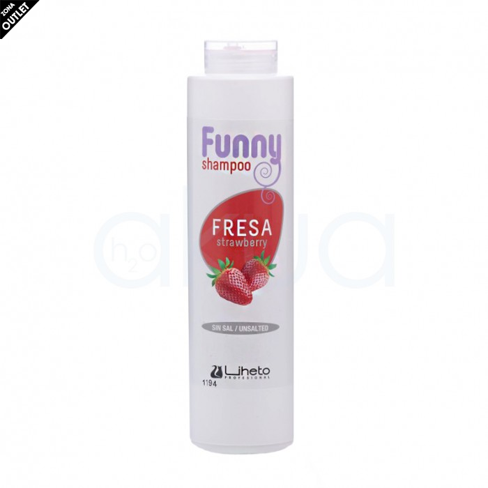 Champu Funny Fresa 500ml Outlet