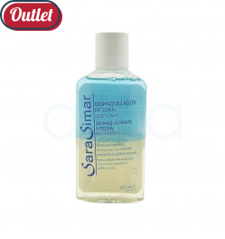 Desmaquillador integral Sara Simar 125 ml OUTLET