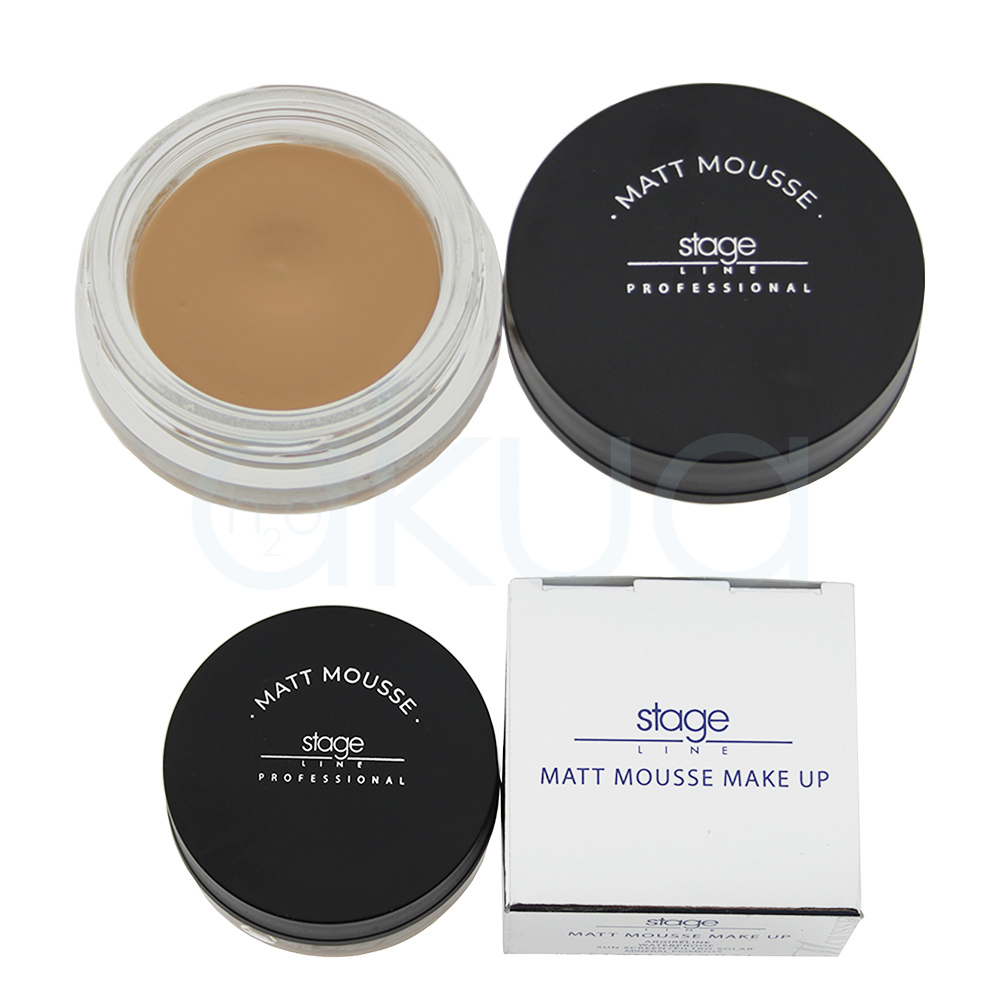 H2oakua Matt Mousse Matte Make Up Stage 15 Ml